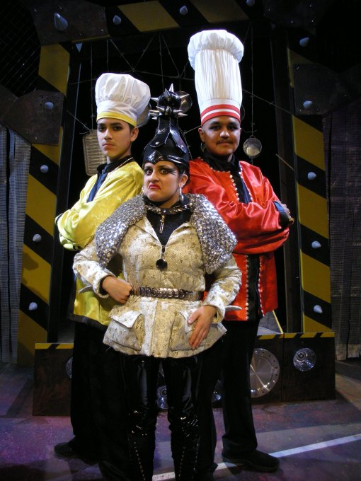 costumes - stock characters