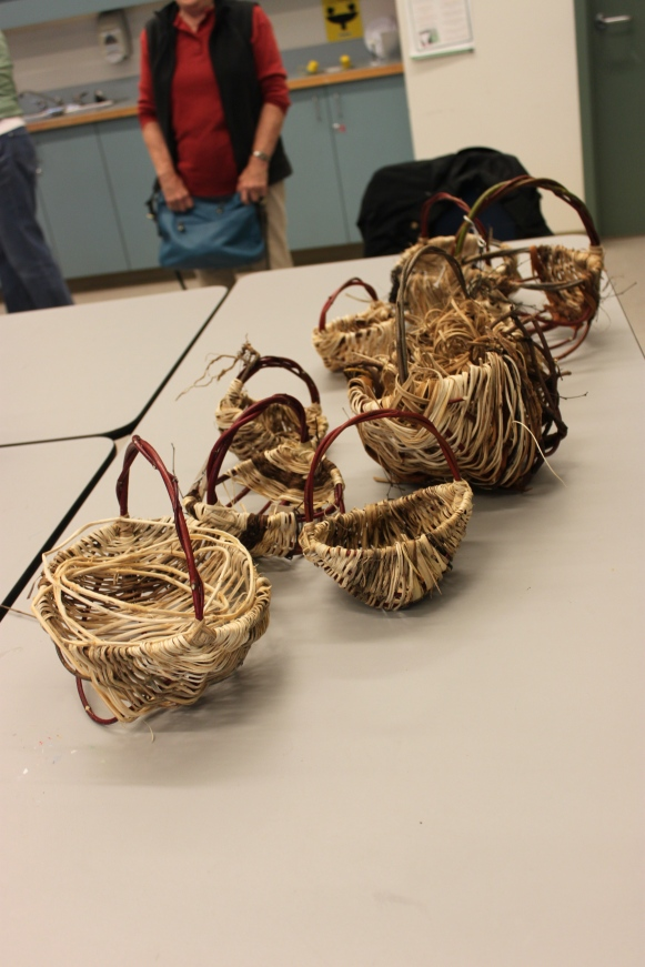 interwovern basket workshop